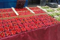 Les producteurs de fraises