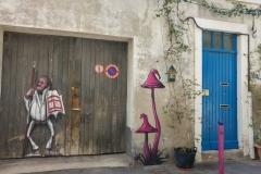 murs peints de Sète